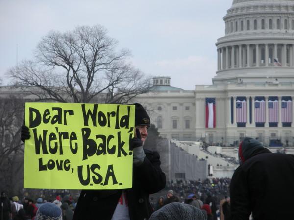 Dear World,